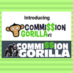 commission gorilla